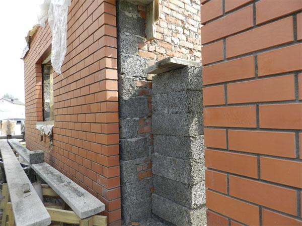 Развертка стены