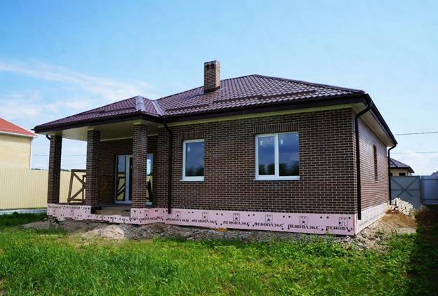 Одноэтажный дом от 900 000 т.р